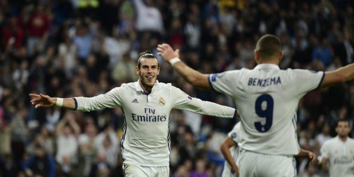 #Champions el Madrid recupera la sonrisa ante el Legia de Varsovia