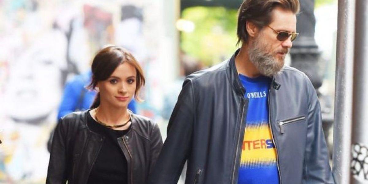 Novia de Jim Carrey dejó notas suicidas meses antes de su muerte