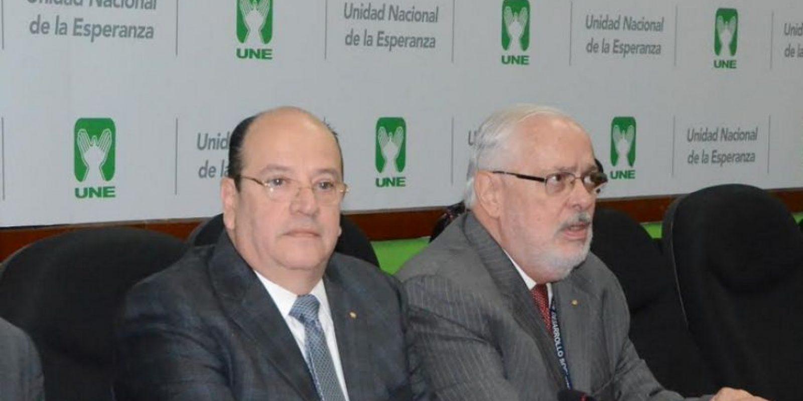 José Moreno, ministro de Desarrollo Social Foto:José Castro