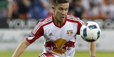 Sitio web MLS Foto:Alex Muyl (New York Red Bulls)