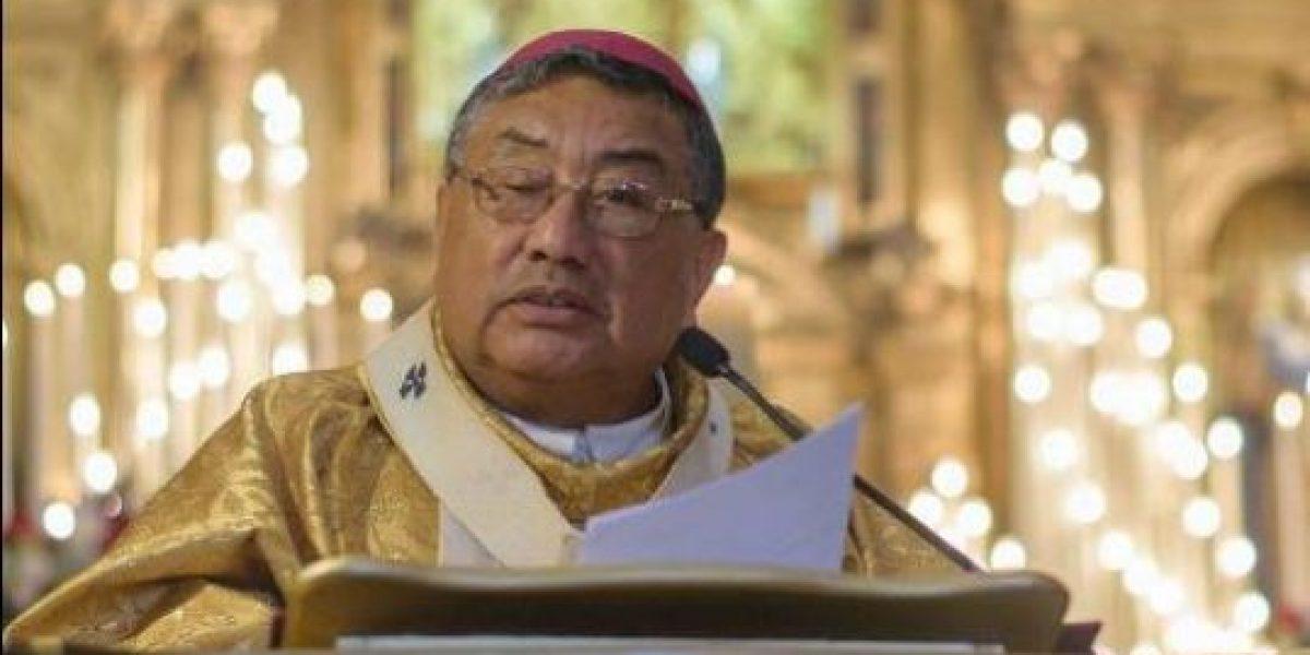 Sacerdotes graban video y le desean feliz cumpleaños al arzobispo Óscar Vian