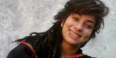 Twitter.com Foto:Lucía Pérez, tenía 16 años