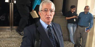 Oliverio García Rodas insiste en que es diputado independiente