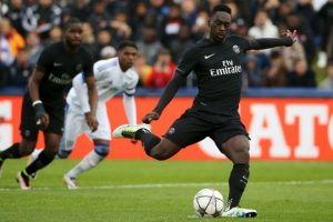 Getty Images Foto:Jean-Kevin Augustin (PSG)