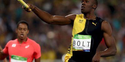 Getty Images Foto:Usain Bolt dio la fecha de su retiro