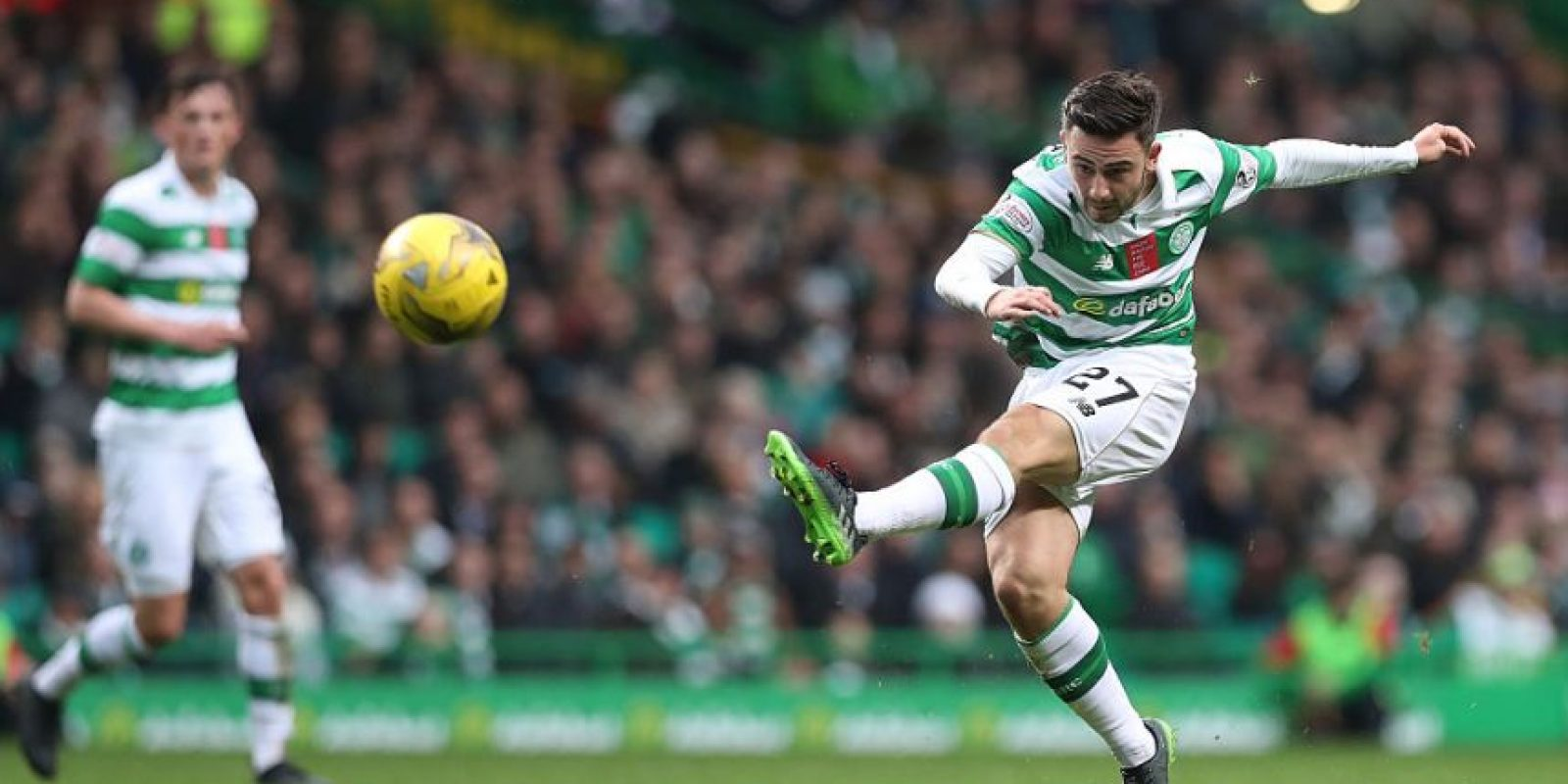 Getty Images Foto: Patrick Roberts (Celtic)