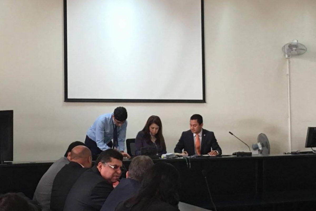 Jueces. Foto:Juan Carlos Ramírez