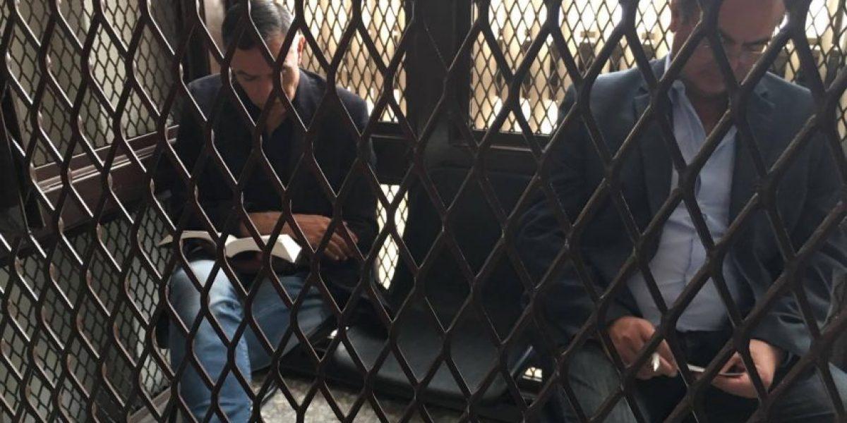 Se vuelve a suspender el comienzo del juicio a los implicados en la estafa del caso #IGSS-Pisa-Chiquimula