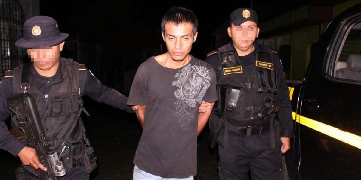 Capturan al presunto responsable del asesinato de concejal de San Bernardino, Suchitepéquez