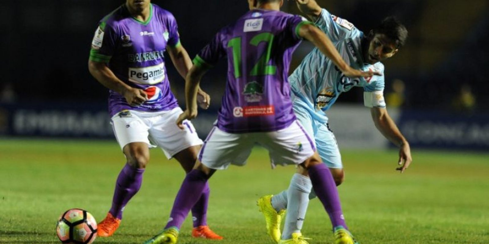 El cuadro colonial sufrió su segunda derrota en el cierre de su actuación en el torneo. Foto:AFP