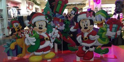 La magia navideña de Disney llega a Almacenes SIMAN en Guatemala