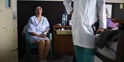 La paciente Norma Ovando fue operada el 17.10.2016. Foto:Oliver de Ros