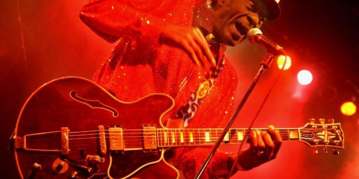 Chuck Berry celebra su cumpleaños 90 con nuevo álbum luego de 4 décadas