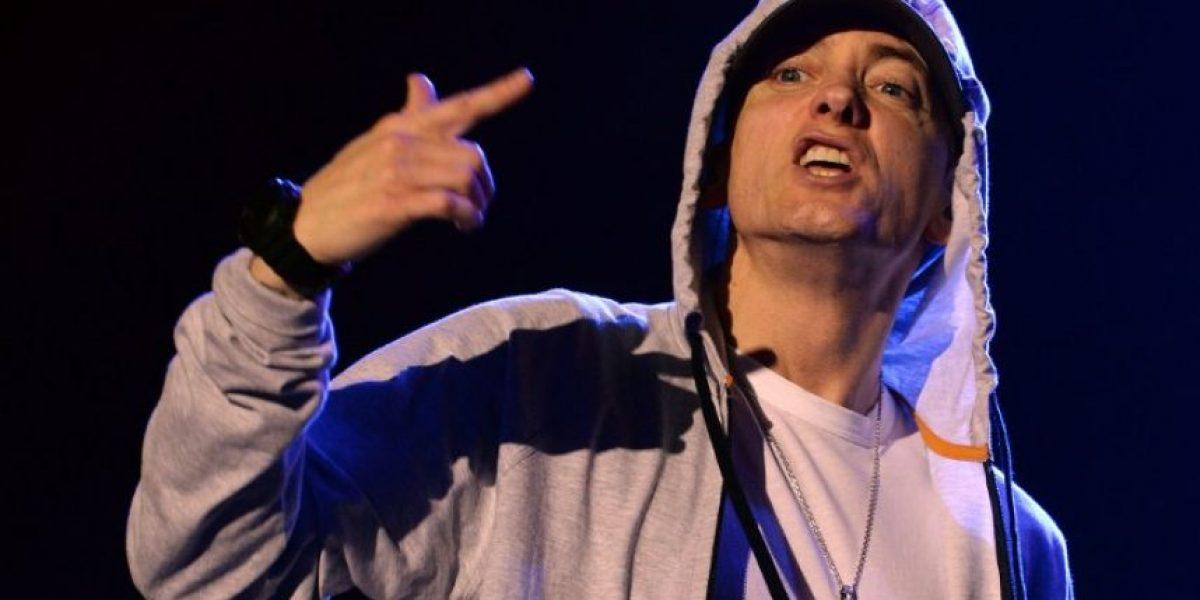 Eminem reaparece con incendiaria canción contra Donald Trump