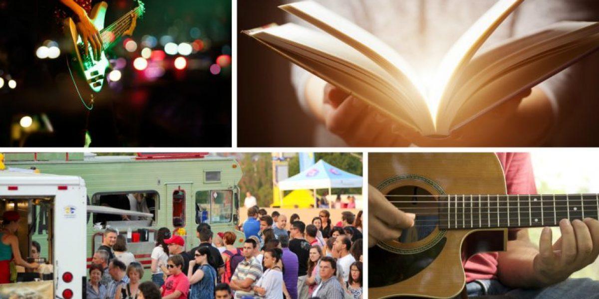 Poesía, trova, rock y mucho más en el VI Festival Cultural de la Avenida de los Árboles