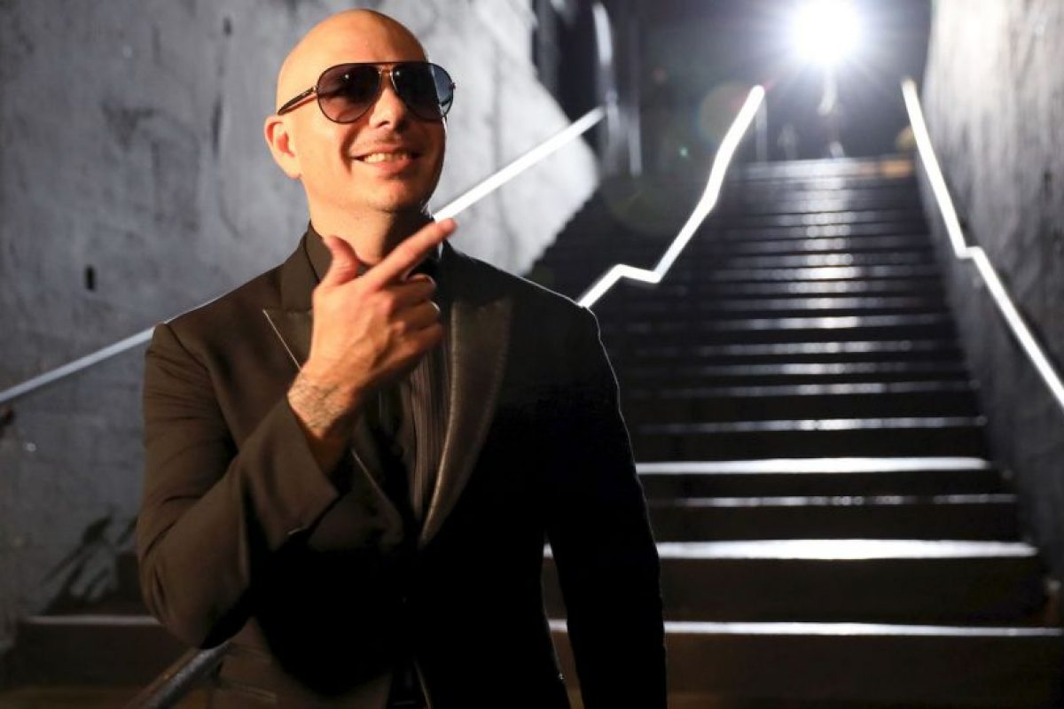 Getty Images Foto:Pitbull