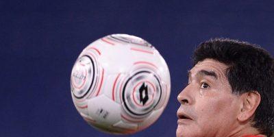 Diego Maradona dice que es inocente de las acusaciones del fisco de Italia