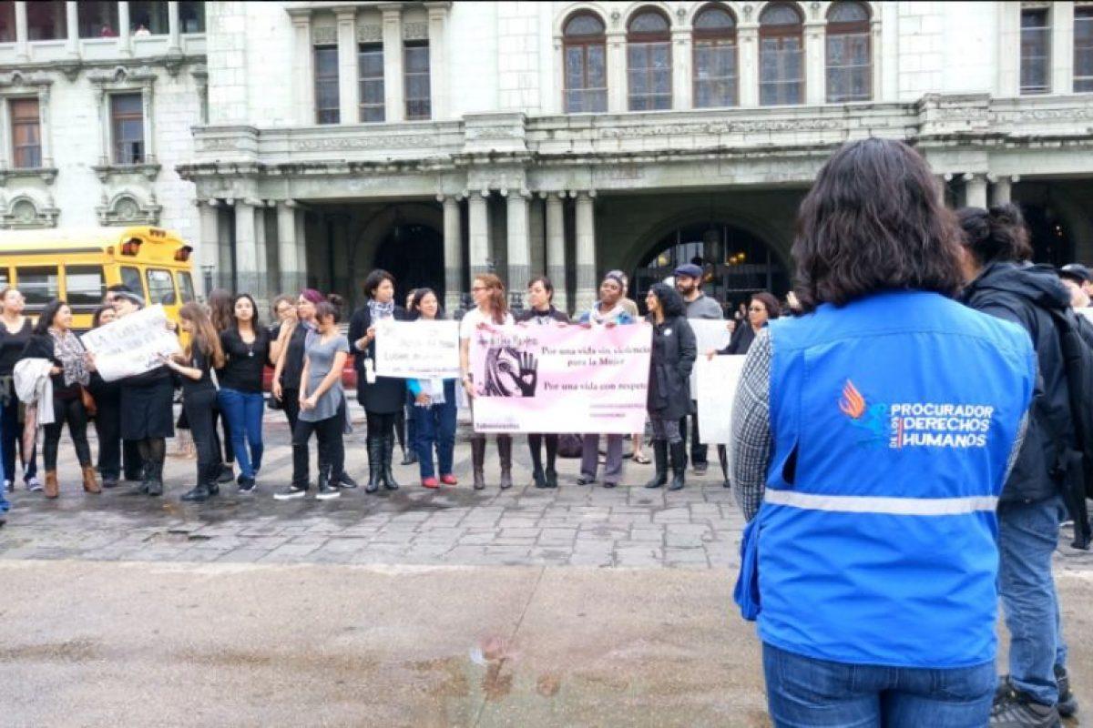 Foto:Procuraduría de los Derechos Humanos