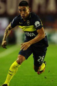 Foto:Ricardo Centurión (Boca Juniors)
