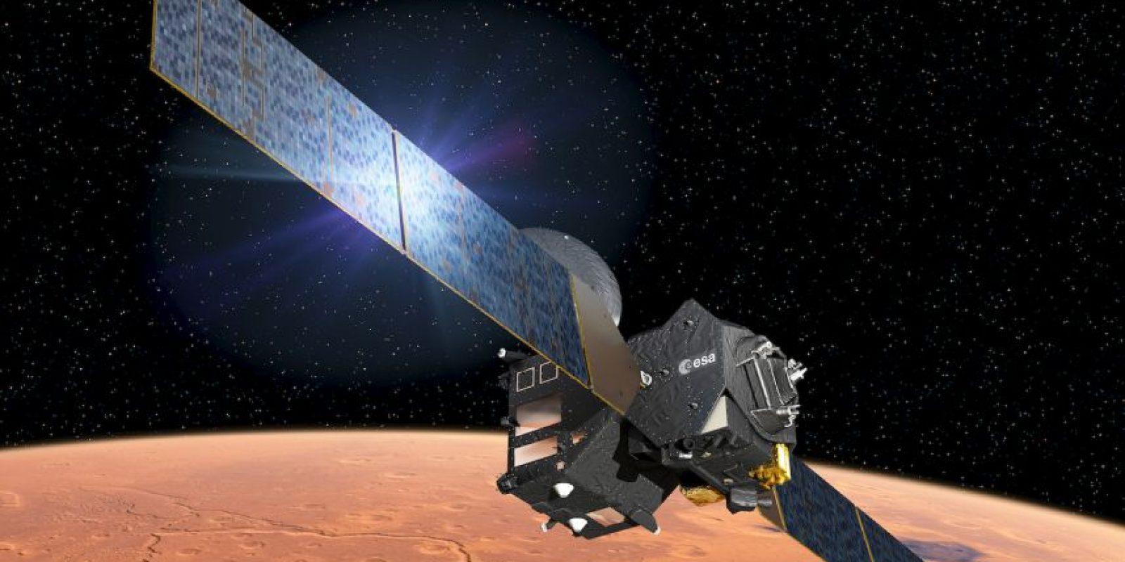 AFP Foto:ExoMars es una de las más recientes misiones de la Agencia Espacial Europea