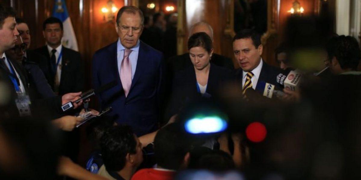 Canciller visita Rusia, ¿sabes cuántos guatemaltecos estudian en ese país?