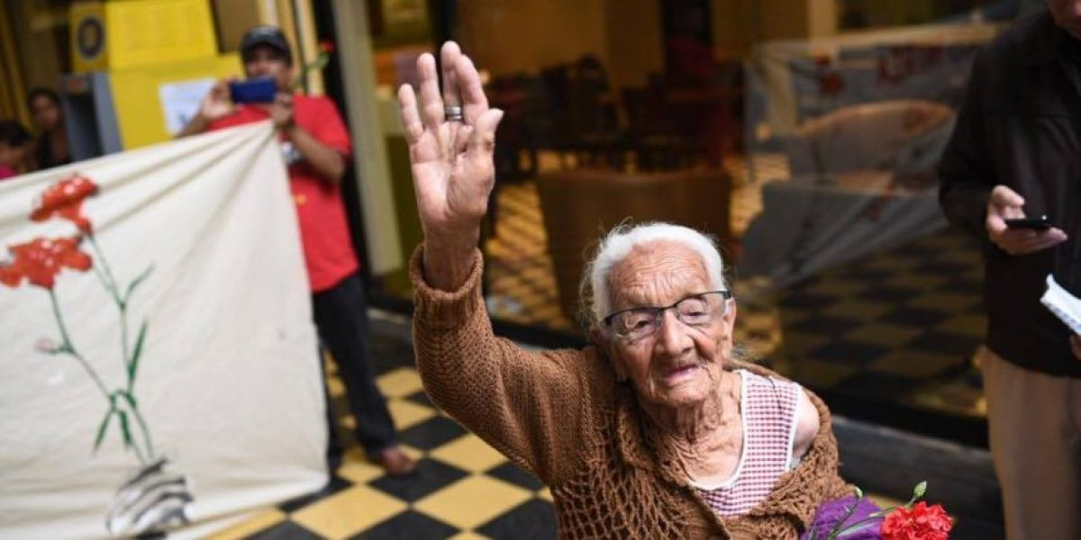 Anciana de 92 años cuenta su versión del asesinato de Oliverio Castañeda de León