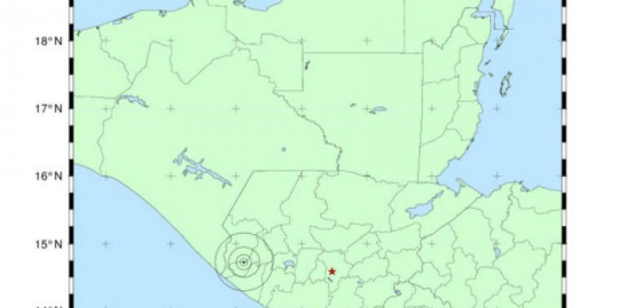 Temblor con epicentro en San Marcos causa alarma en el occidente del país