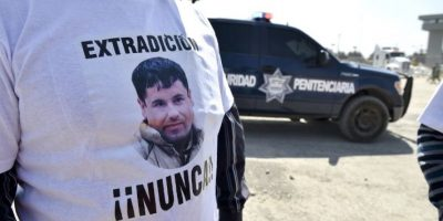 "Juez concede extradición de Joaquín ""El Chapo"" Guzmán a Estados Unidos"