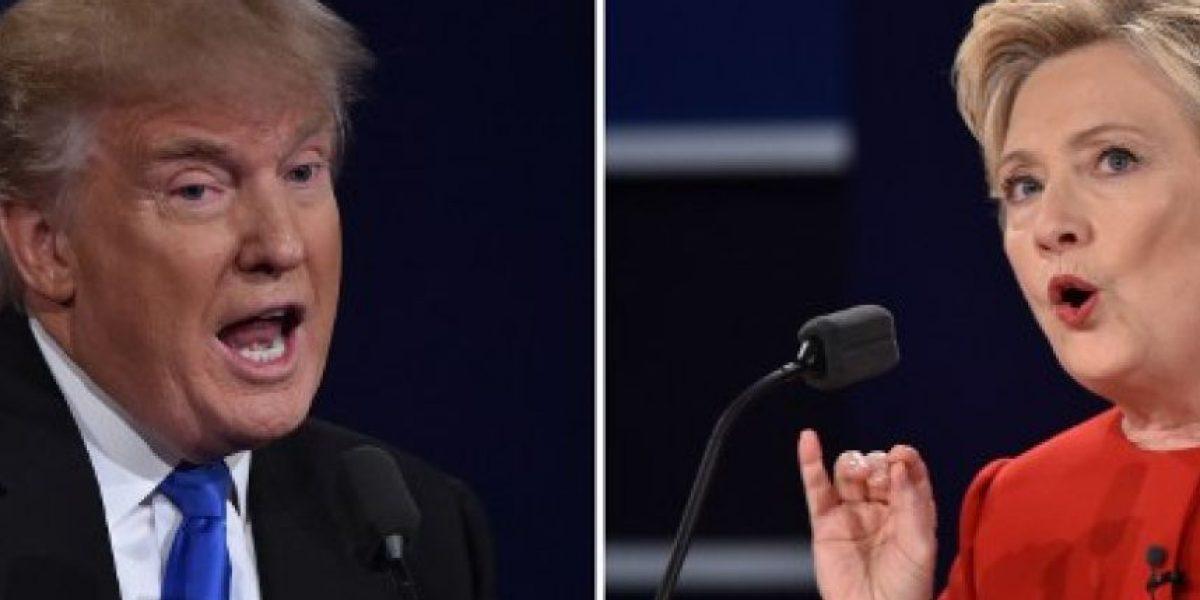 EN VIVO. Tercer y último debate entre Hillary Clinton y Donald Trump