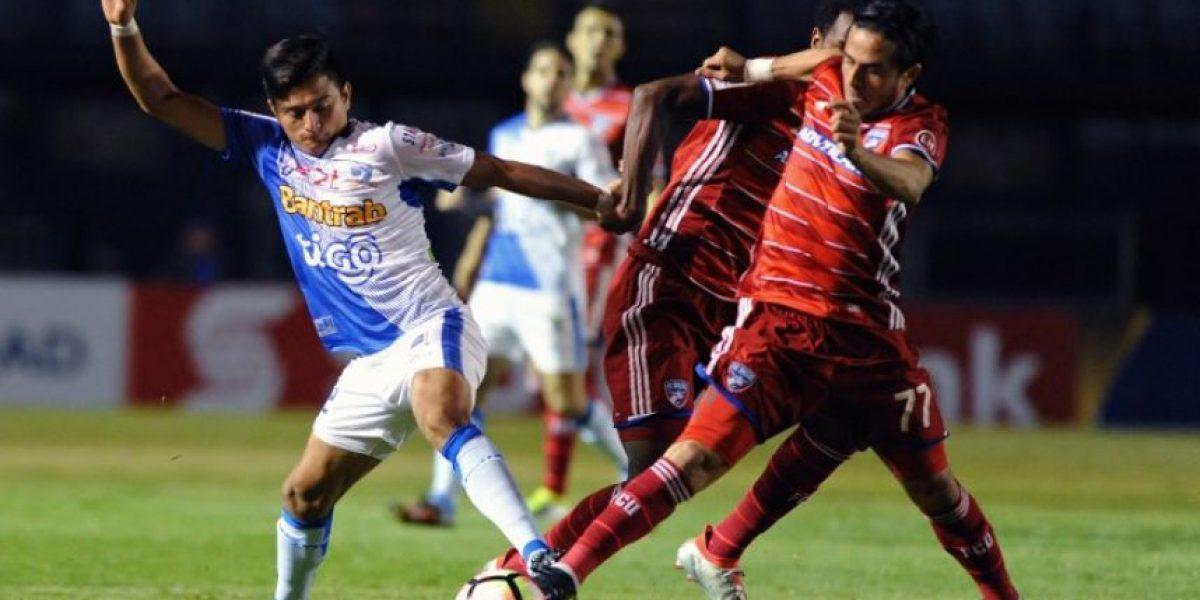 Una goleada despide a Suchi de la Liga de Campeones de Concacaf