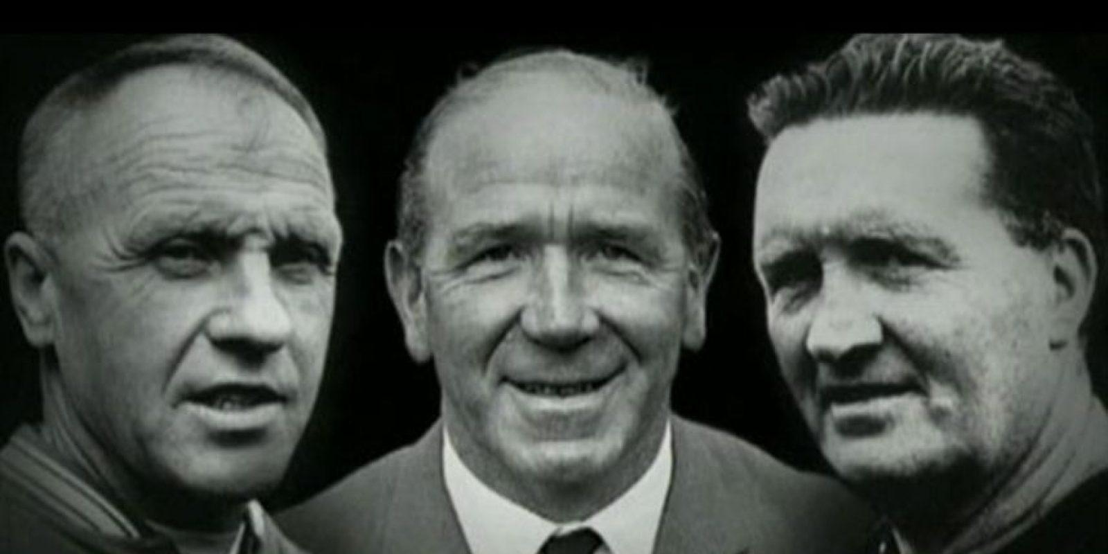 Squawka Foto:3. Busby, Stein & Shankly: The Football Men (director:Francis Hanly 1997): Un documental que retrata la historia de Sir Matt Busby, Jock Stein y Bill Shankly, para construir imperios futbolísticos en Manchester United, Celtic y Liverpool. Además, se revela influencia que tuvieron para el fútbol en el siglo XX