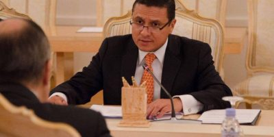 Canciller guatemalteco se reúne con su homólogo en Rusia