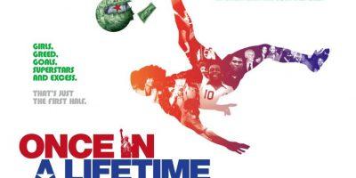 Foto:Once in a Lifetime: The Extraordinary Story of the New York Cosmos (director:Paul Crowder, John Dower-2006): Un equipo que en los 70 logró a fichar a una figura de la talla de Pelé. A través de distintas imágenes, muestra la historia de un poderoso equipo que cambió la mentalidad en el fútbol estadounidense.