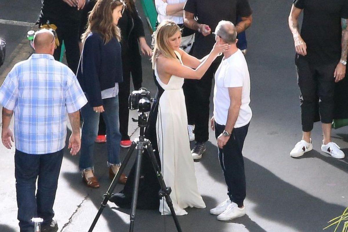 Grosby Group Foto:La actriz llamó la atención por mostar sus curvas
