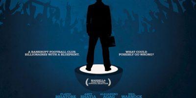 Foto:The Four Year Plan (director:Mat Hodgson 2011): El documental cuenta la historia de la llegada de nuevos dirigentes a QPR en 2011 y su plan para llevar al club a lo más alto de la Premier League.