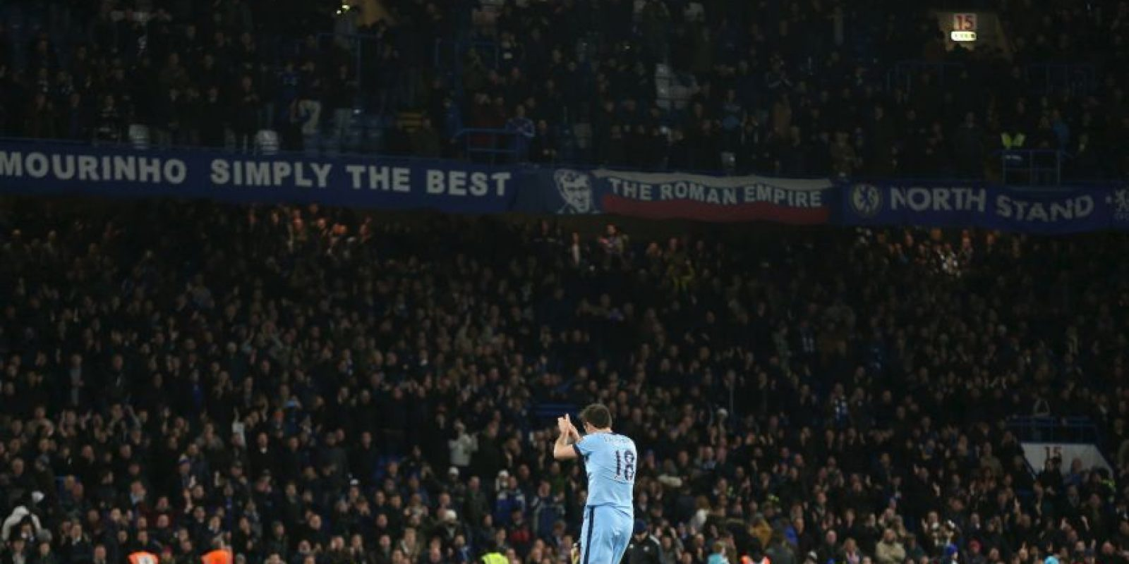 Getty Images Foto: Frank Lampard en su retorno a Stamford Bridge