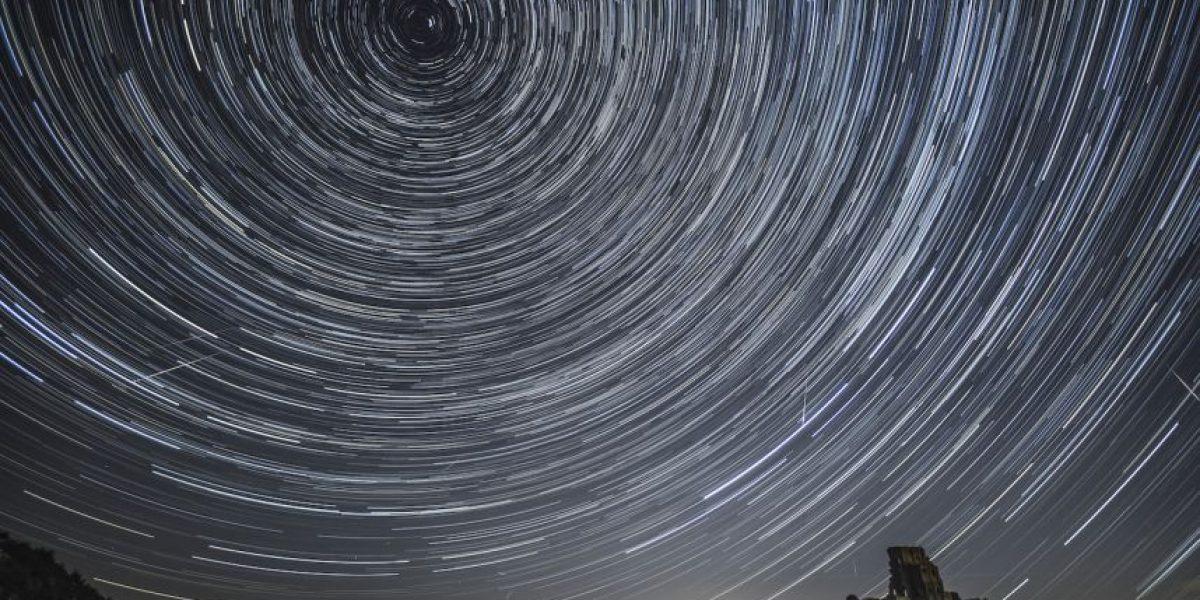 Esta noche habrá lluvia de estrellas procedentes del cometa Halley