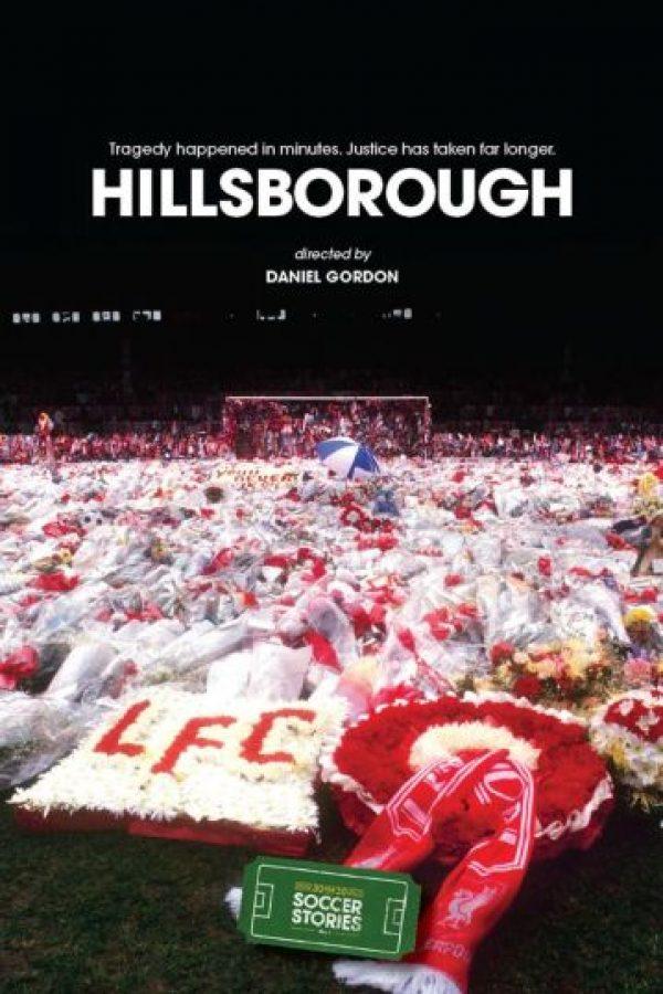 Foto:Hillsborough (director:Daniel Gordon 2014): Después de 27 años de la tragedia de Hillsborough, donde fallecieron 96 hinchas de Liverpool, el documental reconstruye la historia desde los sobrevivientes.