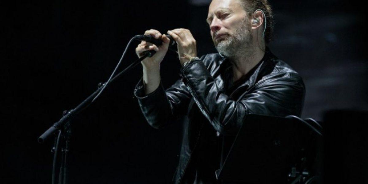Radiohead encabezará el Festival Glastonbury 2017 en Inglaterra