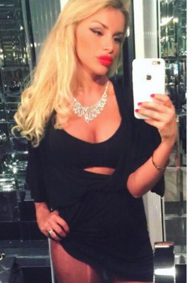 Instagram Foto:Verónica Graf. Indicó que tuvo una orgía con Mario Balotelli. Además estuvo involucrada con Gonzalo Higuaín