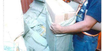 Ligan a proceso penal a tres personas por contrabando de cigarros y dos delitos más