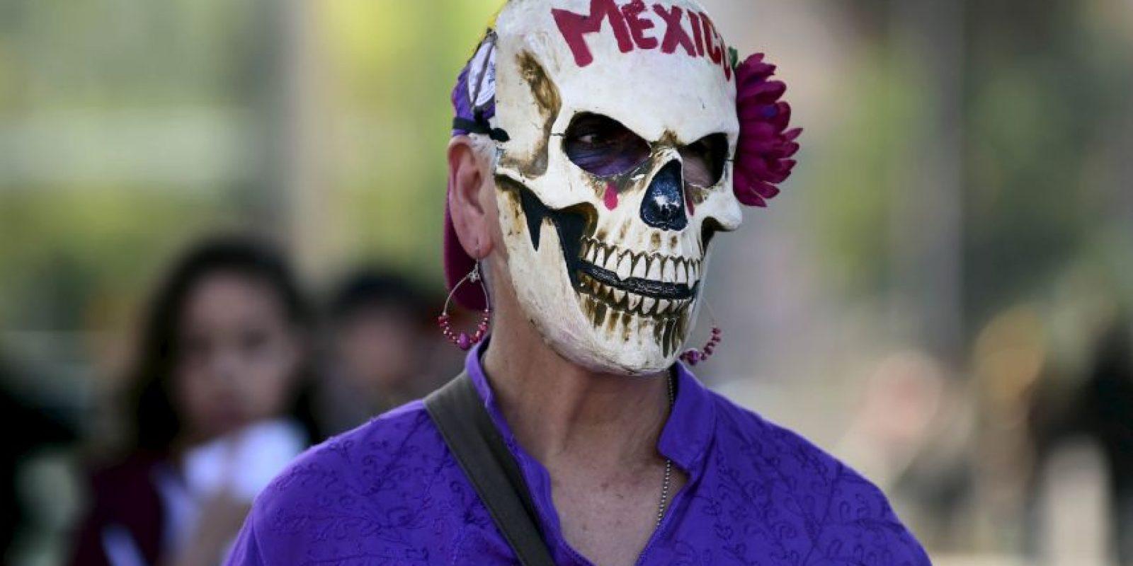 AFP Foto:Ciudad de México