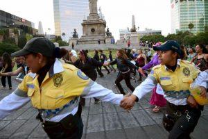 AFP Foto:Esta semana, millones de mujeres en América Latina salieron a las calles para manifestarse contra la violencia hacia las mujeres