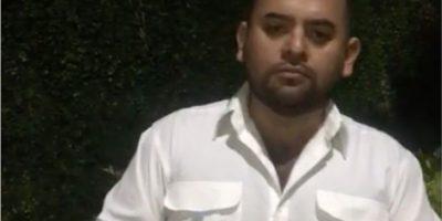 Agresor de barbero Jorge Carlos García cede ante presión de redes sociales