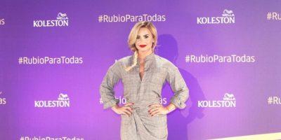 Demi Lovato regresó al castaño una semana después de ser rubia