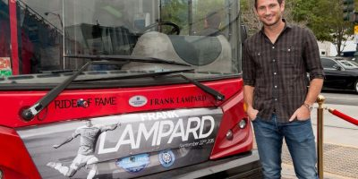 Foto: Frank Lampard (38 años-New York City)