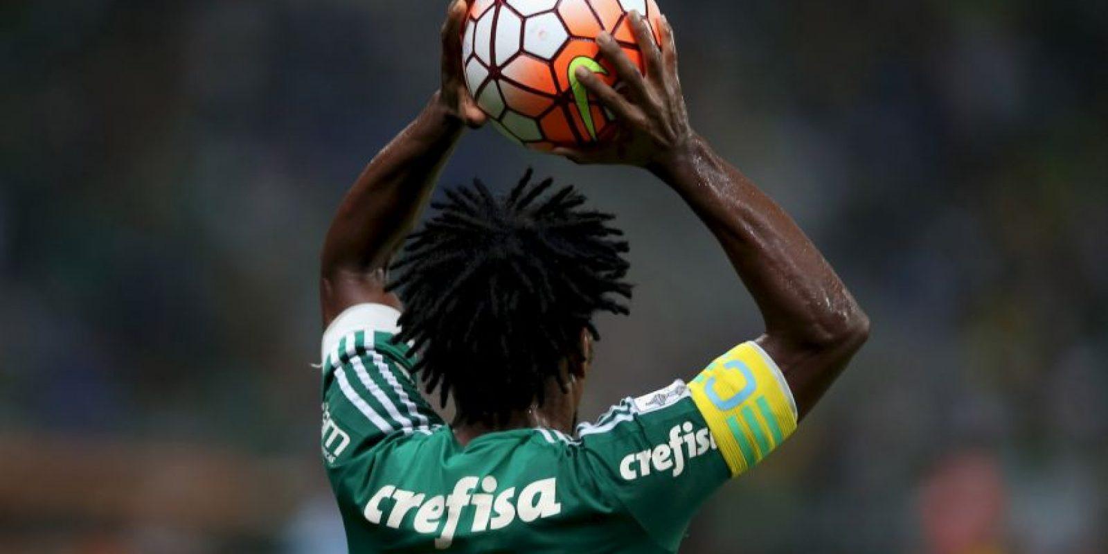 Foto:Casos en Latinoamérica: Zé Roberto (43 años-Palmeiras)