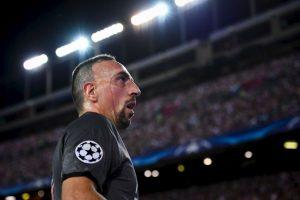 Getty Images Foto:Franck Ribery. El galo llegó a valer 50 millones de euros en 2010. En la actualidad cuesta nueve millones