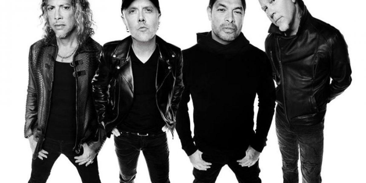 ¡Son seleccionados los finalistas para abrir el concierto de Metallica!