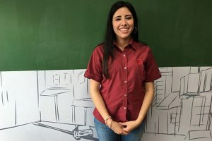 Arlynne García, relacionista pública de Burger King. Foto:Publinews